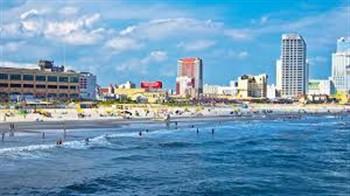 2020231 Atlantic City Beach Day