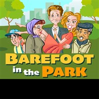 Barefoot in the Park at Hunterdon Hills Playhouse