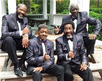 2020282 The Drifters at Dover Downs Casino