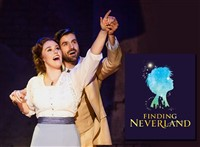 'Finding Neverland' at  Dutch Apple Dinner Theatre