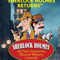 Sherlock Holmes Mystery at the Hunterdon Hills