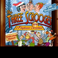 'The Three Scrooges' at Hunterdon Hills , NJ
