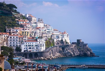 2021071 Highlights of Italy's Amalfi Coast