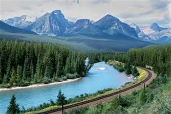 2021096  9 Day Canadian Rockies by Train