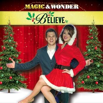 "2021204 "" I Believe"" Holiday Magic Show  Lancaster"
