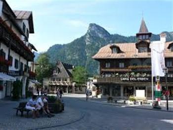 2022011 Oberammergau Passion Play & Danube River