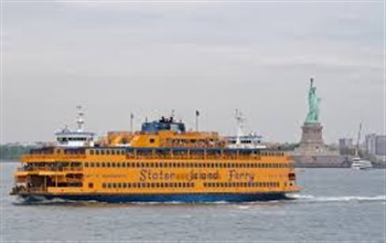 2021089 Stunning Staten Island with Ferry Cruise