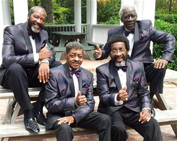 2022061 The Drifters at Caesars Casino in AC