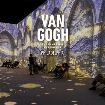 2021193 Van Gogh Exhibit in Philadelphia